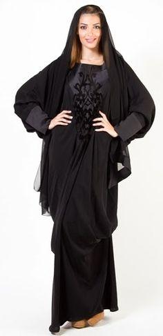 Latest Abaya Designs For Muslim Women 2104 Abaya Fashion, Muslim Fashion, Arabic Dress, Abaya Dubai, Abaya Designs, Abayas, Muslim Women, Life, Dresses