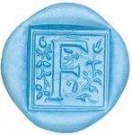 Glue Gun Letter Sealing Wax-Blue Pearl craft-adhesive-waxing