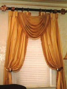 Are you looking for drapery ideas that are unique and lavish? Read on to find out why drapery is finest and richest way to decorate your windows and ideas how to incorporate it in your home.