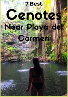 Playa del Carmen is most commonly known for all-inclusive stays featuring pristine beaches and aqua blue ocean views. However, these destinations have another pristine blue natural phenomenon to offer visitors, and there are more than just a few to chose from. These are called Cenotes and here are the 7 best cenotes near Playa del Carmen to visit.
