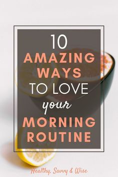 Morning routines can change your entire mindset and overhaul your days for good! Routines are excellent for developing healthy habits and enhancing personal development too. Learn 10 great morning rituals for an awesome daily routine you'll love. Healthy Morning Routine, Morning Routines, Daily Routines, Morning Habits, Make Money Blogging, How To Make Money, Earn Money, Habit Quotes, Life Quotes