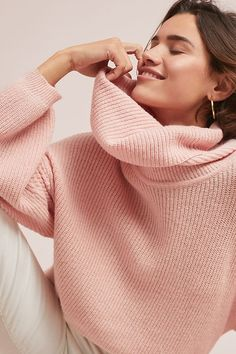 3c2b384ac1 Cambridge Cowl Neck Pullover | Cozy Pullovers Pant Shirt, Boho Outfits,  Spring Outfits,