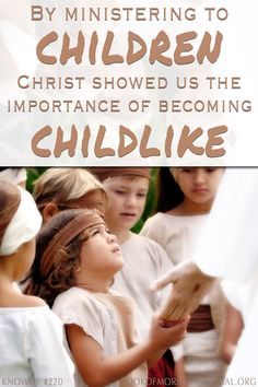 Why Are Children So Prominent in 3 Nephi? Ministering Lds, Lds Seminary, Lds Books, Christ Quotes, Lds Church, Church Ideas, Religious Studies, Visiting Teaching, Book Of Mormon
