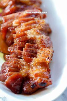 char siu--Chinese BBQ Pork
