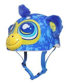 Monkey Miniz Helmet, for faythe.