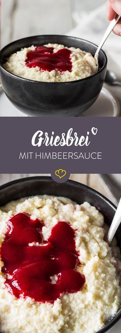 Griesbrei ist klebrige Pampe? Nicht mit uns! Wir zeigen dir, wie du deinen Griesbrei vanillig, luftig und locker hinbekommst - in unter 15 Minuten!