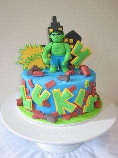 Incredible Hulk Cakes | American