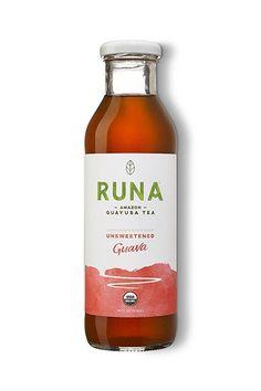 Runa Guava Un Sweet Rtd (12x14OZ )