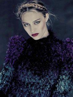 Beatrice Borromeo for Vogue Italia