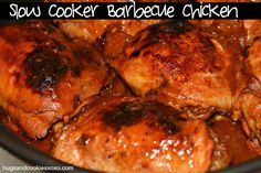 Words cannot express how EASY this barbecue chicken is to make or how utterly delicious it tastes when done. Normally, recipes this easy do not taste