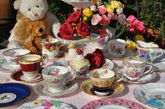 Childrens Tea Party   Flickr - Photo Sharing!