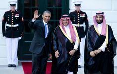 Barack Obama hosts Saudi Royal Prince Salman at the White House - https://www.isogossip.com/en/barack-obama-hosts-saudi-royal-prince-salman-at-the-white-house-440/