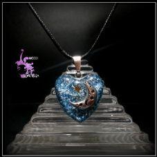 Decoenergía-Corazón Luna Estrella
