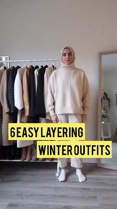 A scarf is the central item in the clothes of ladies together with hijab. Hijab Fashion Summer, Modern Hijab Fashion, Street Hijab Fashion, Hijab Fashion Inspiration, Winter Fashion Outfits, Muslim Fashion, Stylish Hijab, Casual Hijab Outfit, Hijab Dress