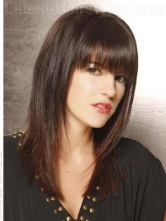 Swell Chic Medium Shag Hairstyles On Pinterest Medium Shag Hairstyles Short Hairstyles For Black Women Fulllsitofus