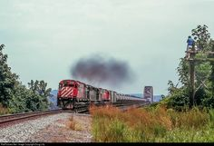 RailPictures.Net Photo: CP 4709 Canadian Pacific Railway MLW M636 at Havre de Grace, Maryland by Doug Lilly