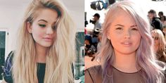 Bye, bye blonde! The Jessie star switched it up again with gorge lavender locks!   - Seventeen.com