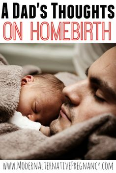 A Dad's Thoughts on Homebirth - Modern Alternative Pregnancy