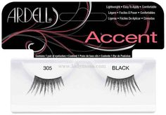 Shop Ardell Accent Lash 305 at LadyMoss.com