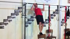 Learn to do pull ups with progression.