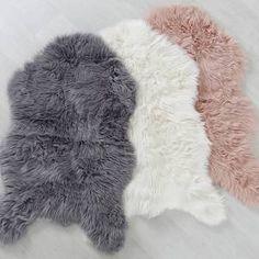 Hampshire Faux Fur Rug