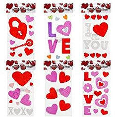 9d6f71ef0b7ab 29 Best Valentine's Day Window Decorations images in 2017 | Window ...