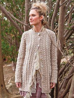 Ravelry: Fleta pattern by Norah Gaughan