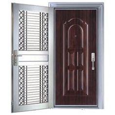 All Types of Various Designs Doors Available. Grill Gate Design, Steel Gate Design, Door Gate Design, Metal Doors, Iron Doors, Welding Works, Door Grill, Stainless Steel Doors, Steel Art