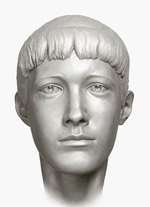 A forensic recreation of what Anastasia looked like. This model was based on the skeletal remains found in 1994, proving that Anastasia did not survive the execution of her family.