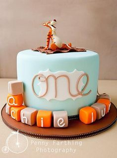 tigger birthday cake - Google Search