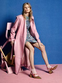 awesome Joséphine Le Tutour & Alexandra Elizabeth by Liz Collins for Vogue Turkey September 2015 [editorial]