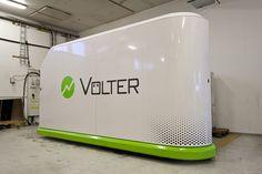 Volter Indoor bio generator
