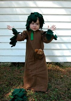 Tree Costume Tutorial #halloween #costume