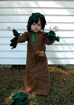 Tree Costume Tutorial #halloween #costume
