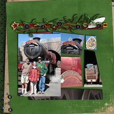 Wizarding World of Harry Potter (train)