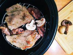 Crockpot, Pork, Gluten, Meat, Crock Pot Recipes, Cook, Smoker Cooking, Kale Stir Fry, Slow Cooker