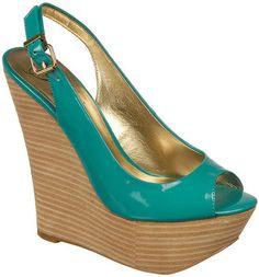 ShopStyle: Fergie Shoes, Bonita Too Platform Wedges