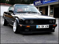 bmw e30 3.25i « Tuning ve Modifiye Been thinking about this for my first car.