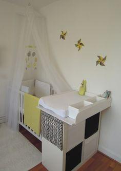 La chambre de bébé mystère
