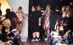 Le Printemps-Été sans Dieu ni maître by Naco #LeFashionPost #WilliamArlotti #Naco #Mode #Fashion #Lifestyle #Paris #Designer #SS16 #PFW15