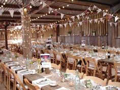 The Barn at South Milton a rustic Wedding Reception Venue by the Sea with Stunning Sea Views