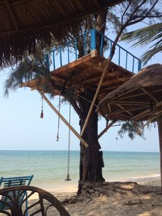 One of my favourite beaches...Otres Beach, Sihanoukville Cambodia