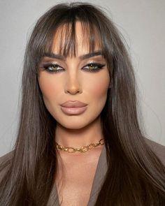 Edgy Makeup, Makeup Goals, Eyebrow Makeup, Makeup Inspo, Makeup Art, Makeup Inspiration, Makeup Tips, Beauty Makeup, Hair Makeup