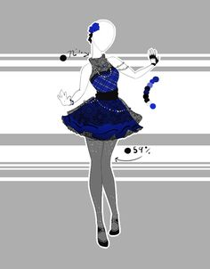 .::Outfit Adoptable 44(CLOSED)::. by Scarlett-Knight on DeviantArt