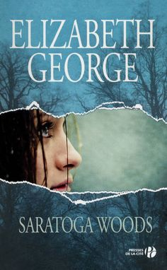"""""""Saratoga Woods"""" d'Elizabeth George, Presses de la Cité. La grande dame du polar quitte son univers et ses personnages de prédilection pour une trilogie pour jeunes adultes... J'aime ses policiers, j'ai beaucoup aimé ce 1er livre de la trilogie. Une adolescente, qui a le don dérangeant d'entendre les pensées des gens, découvre que son beau-père est un assassin. S'ensuit alors une fuite éperdue... mais les choses ne vont pas se passer comme prévu..."""