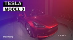 Tesla's newest auto has been unveiled - it's been pitched as an 'affordable' electric vehicle, part of CEO Elon Musk's master plan to increase buyers of green autos. Bloomberg's Tom Randall reports. (Video by Austin Brown) (Source: Bloomberg)