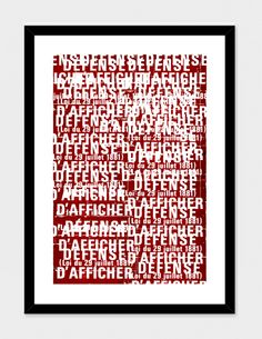"""Forbiden"" - Limited Edition Print by ATSILOUT for Curioos"