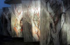 """Wela: """"Corporeality of nature"""", Shanguyan Art Museum, Beijing Art Et Nature, Book Sculpture, T Art, Installation Art, Three Dimensional, Mixed Media Art, Art Museum, Cool Art, Contemporary Art"""