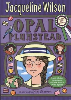 """""""This book was recommended to me, now I'm hooked on Jacqueline Wilson"""" Jorja #LancsRJ review"""