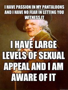 Joseph Ducreux | Funny Pictures, Quotes, Pics, Photos, Images. Videos of Really Very Cute animals.